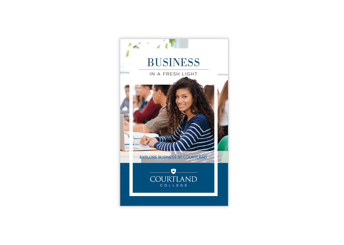 Courtland College Brochure