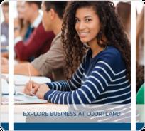 Courtland College Brochure